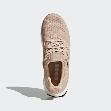 Women's Running Beige Ultraboost Shoes