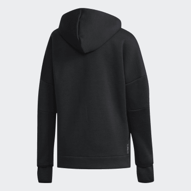 Youth Training Black adidas Z.N.E. Fast Release Hoodie