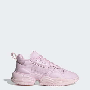 Women Originals Pink Supercourt RX Shoes