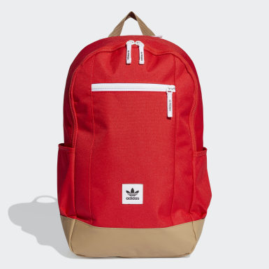 Originals Red Premium Essentials Modern Backpack