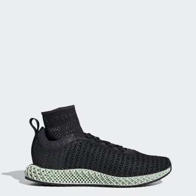 Women adidas by Stella McCartney Black AlphaEDGE 4D Shoes