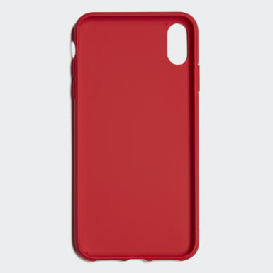 Originals Rød Moulded iPhone X cover, 6,5 tommer