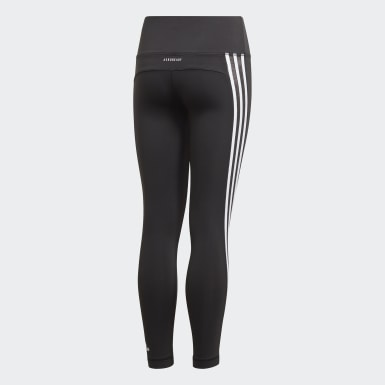 Youth Training Black Believe This 3-Stripes Tights