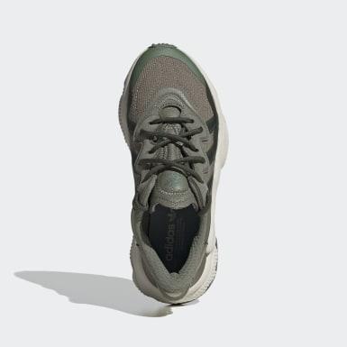 Sapatos OZWEEGO Verde Criança Originals