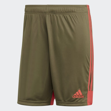 Men Training Green Tastigo 19 Shorts