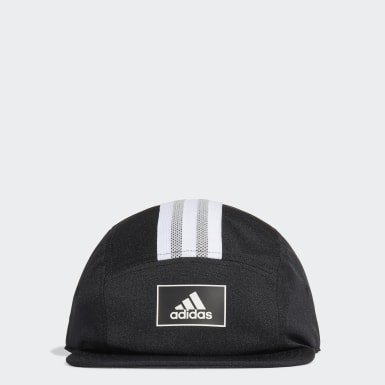 Tennis Black Five-Panel adidas Athletics Club Cap