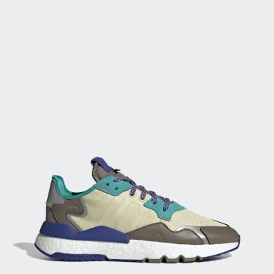 Scarpe Nite Jogger Marrone Donna Originals