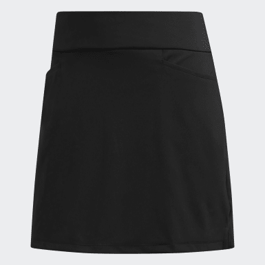 Women's Golf Black Ultimate Sport Skort