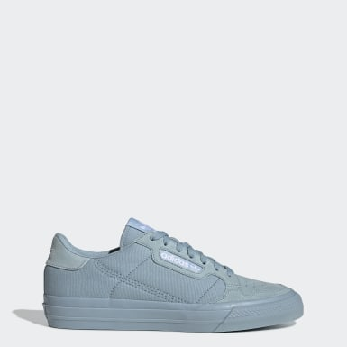 Originals Blue Continental Vulc Shoes