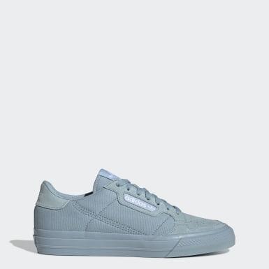 Scarpe Continental Vulc Blu Originals