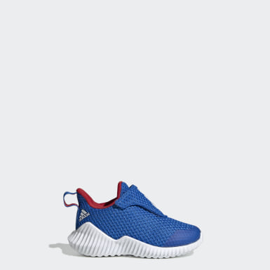Kids Running Blue FortaRun AC Shoes