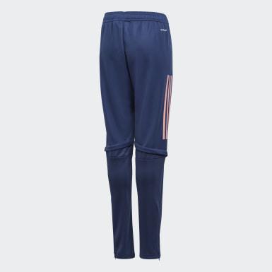 Pantalón entrenamiento Arsenal Azul Niño Fútbol