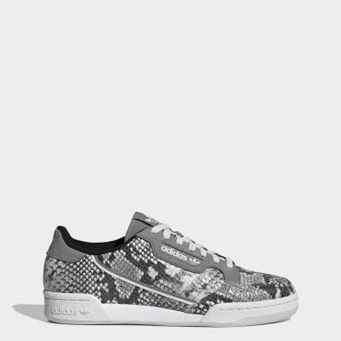 Männer Originals Continental 80 Schuh Grau