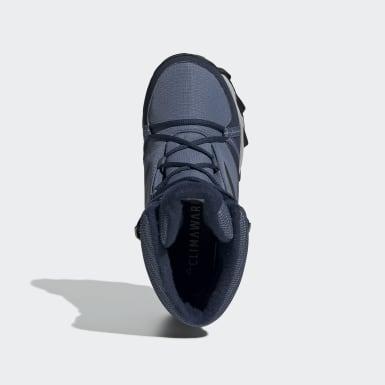 синий Ботинки TERREX Snow CP CW