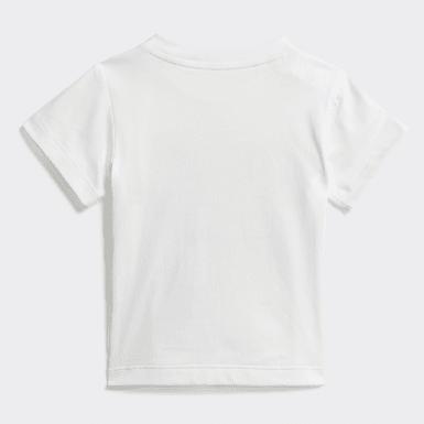 Camiseta Blanco Niño Originals