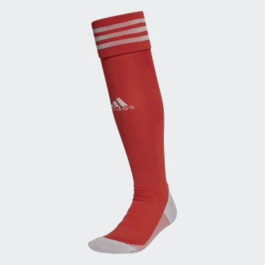 Meião AdiSocks Knee (UNISEX) Vermelho Futebol