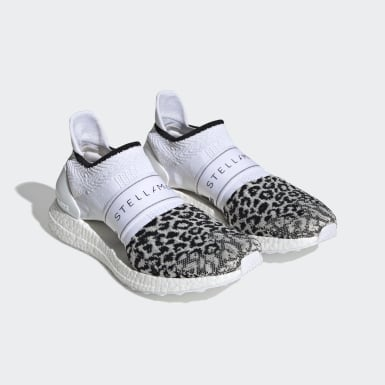 Women adidas by Stella McCartney Black Ultraboost X 3D Knit Shoes