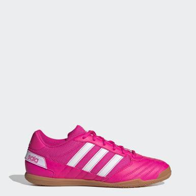 Futsal Pink Super Sala Boots