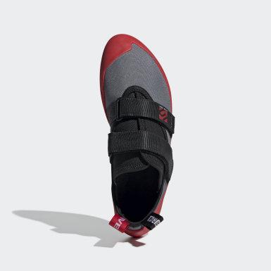 Men Five Ten Red Five Ten Gym Master Climbing Shoes