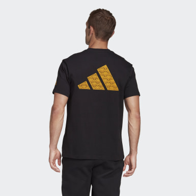 Camiseta adidas Athletics Graphic Negro Hombre Athletics