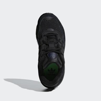 Çocuklar Originals Black Yung-96 Ayakkabı