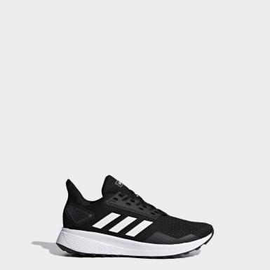 Chaussure Duramo 9 Noir Enfants Running