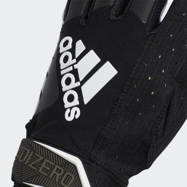 Football Black Adizero 9.0 Receiver Gloves