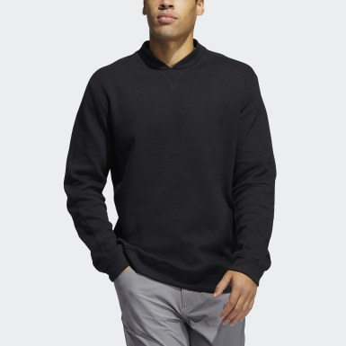 Mænd Golf Sort Go-To Crewneck sweatshirt