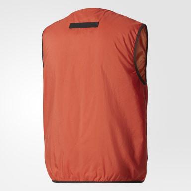Bezrękawnik Utility Vest Czerwony