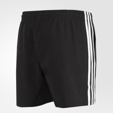 Shorts Cargo ID Negro Hombre Athletics