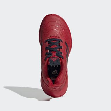 Çocuklar Koşu Red Marvel Spider-Man RapidaRun Ayakkabı