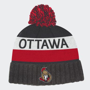 Ottawa Senators Cuffed Knit Pom Hat