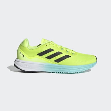 Men Running Yellow SL20 Shoes