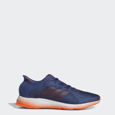 Women Running Blue FOCUSBREATHEIN Shoes