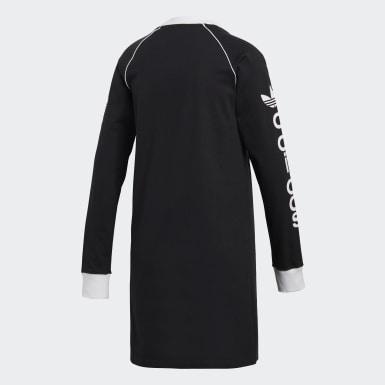 Kadın Originals Siyah Elbise