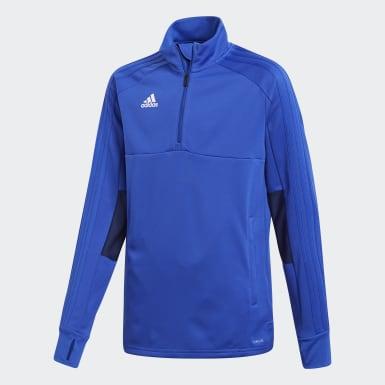 Παιδιά Ποδόσφαιρο Μπλε Condivo 18 Multisport Training Top