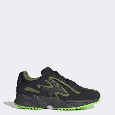 Originals Black Yung-96 Chasm Trail Shoes