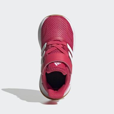 Sapatos Run Falcon Rosa Raparigas Running