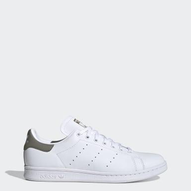 Sapatos Stan Smith Branco Homem Originals