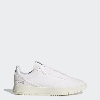 Supercourt Premium Shoes Bialy