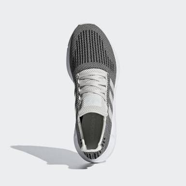 Männer Originals Swift Run Schuh Grau