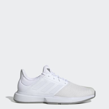 Tennis White GameCourt multicourt tennis shoes