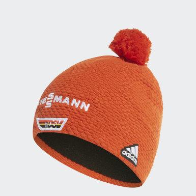 TERREX oranžová Čepice DSV Warm