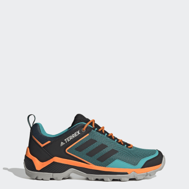 Men TERREX Turquoise Terrex Eastrail Hiking Shoes
