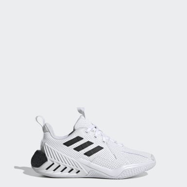 Kids Running White 4uture One Running Shoes