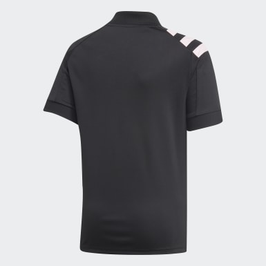 Youth Soccer Black Inter Miami CF Away Jersey