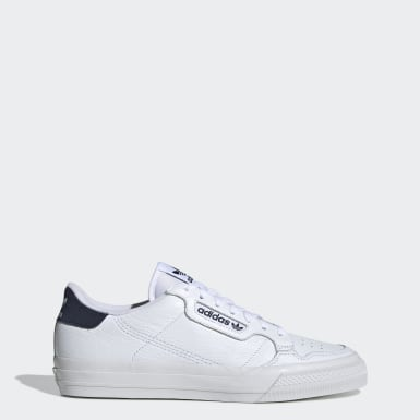 Heren Originals Wit Continental Vulc Schoenen