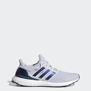 Men Running Grey Ultraboost Shoes