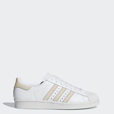 Zapatillas Superstar 80s Blanco Hombre Originals