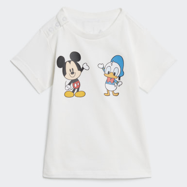 Infants Lifestyle White Disney Track Suit